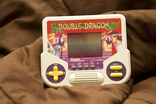 Double Dragon (Remembered by heyfranktown)