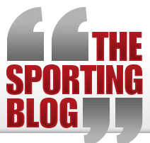 The Sporting Blog was developed by SportingNews.com in 2007 as a place for talented web-based writers to produce content that was a mix of equal parts analysis, insight, humor and irreverence. All right, maybe it was two parts irreverence. After three years, The Sporting Blog was put to rest and sent to sports blog heaven, where it will spend eternity enjoying fine meats and cheeses with Fire Joe Morgan. Its memory is not forgotten, however: in order to preserve the thousands of outstanding posts that appeared on TSB over the years, SB Nation will host the archives here. Enjoy.