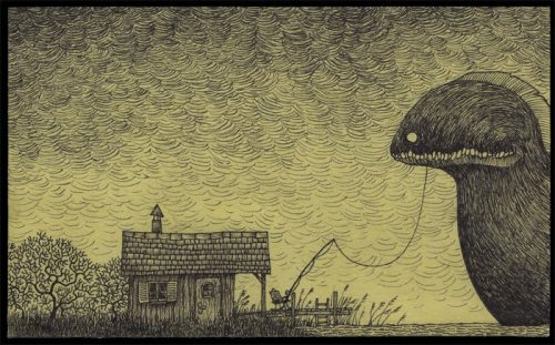 John Kenn  I just love the hauntingly creepy, amazing images.
