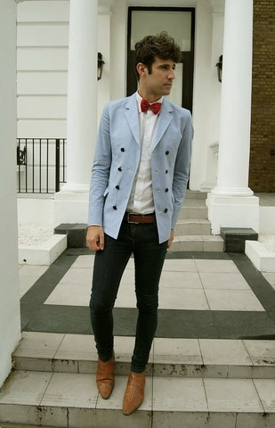 welovemny:  neonico:  Notting Hill  Mamon el look no?  (via lookbookguys)