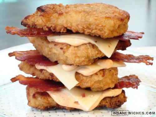 Insanewiches.com Insane like a fox! via f*ckyeahcomfortfood