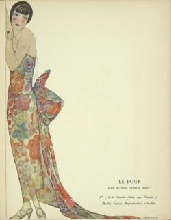 Image ID: 1634205 [Page from fashion periodical] (Nov. 1912-1925)