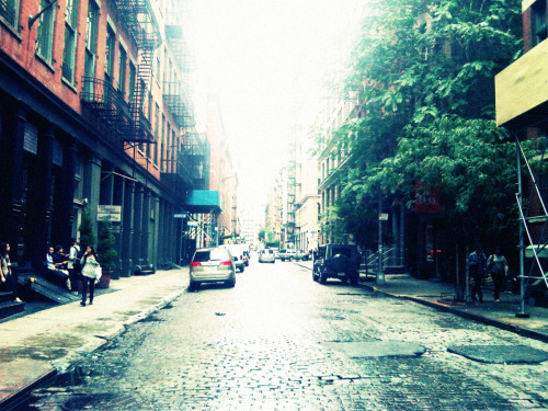 SoHo, New York - 08.26.10