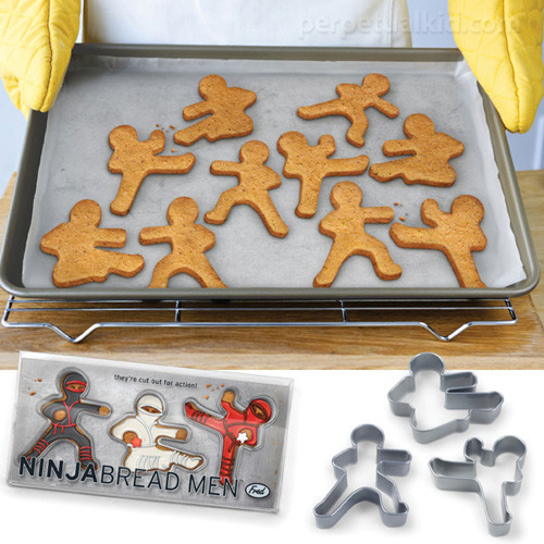 Ninjabread Men Cookie Cutter