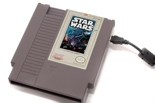500 GB Star Wars NES Hard Drive up for sale at Etsy for $129.99! Related Rampages: Super Mario Bros / Duck Hunt HD Star Wars NES Hard Drive - 500 GB by 8BitMemory