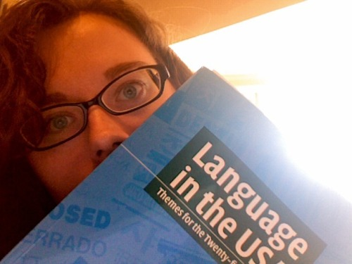 "My ""Language in the USA"" book got shipped to me from England? I am completely okay with that."