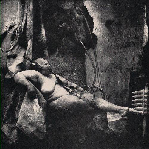 heavymettle:  Joel-Peter Witkin - Sanitarium