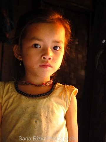 Intense Gaze, Laos