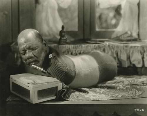 the-asphalt-jungle:   the-asphalt-jungle:  Freaks (1932) Prince Randian