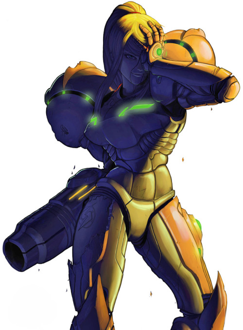 nathansmmrs:  snakelinksonic:  rmsk8r05:  More Metroid spam.  Now THAT'S more like it! ;D
