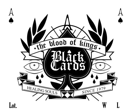 just wanted to take the time to announce the official @blackcards: spencer peterson @spncr - bebe rexha @beberexha - me - and nate patterson @getnateatwitteraccount - more info on songs, releases and what not soon.