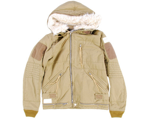 Undercover Hooded Blouson