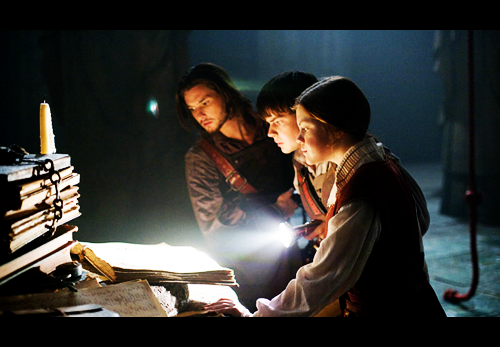 spinwhirlpin:fuckyeahnarnia:   New still from Dawn Treader.