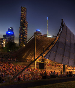 Sidney Myer Music Bowl, Melbourne ♥ Visit Andrew Huxtable on Flickr »»»