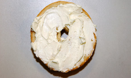 Brian, when are you delivering me my cream cheese bagel? >:[