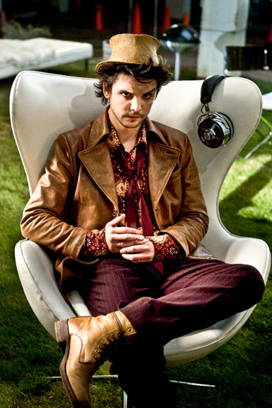 Andrew Lee Potts Hatter