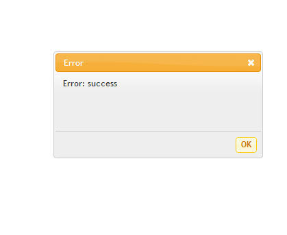 thefrogman:  alanharris:  Success?  The error was successful. What don't you get?