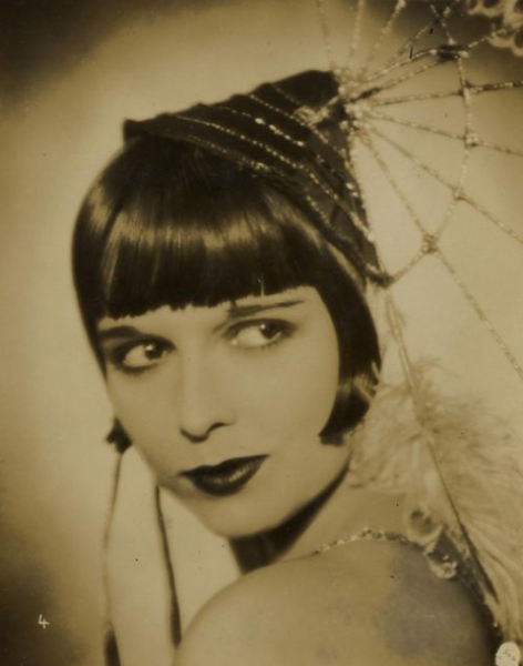 "mothgirlwings:  Happy Birthday, Louise Brooks (November 14th, 1906 - August 8th, 1985) ""I learned how to act by watching Martha Graham dance and I learned how to dance by watching Charles Chaplin act."""