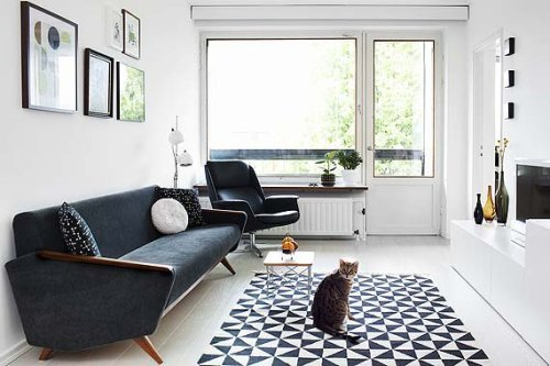 A home in Finland. Photo by Kristiina Kurronen for Deko.