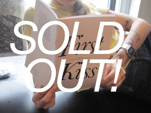 The saddest day is here! We have Sold Out of our amazing (if we do say so ourselves) lil zine. If you have ordered it already, no fear! Your order is pending and will be sent out this week (apologies for a lag, it is end of summer and we have been on vacation and things!). Please keep sending us your photos, we love them and will update the blog! xo ES&MM