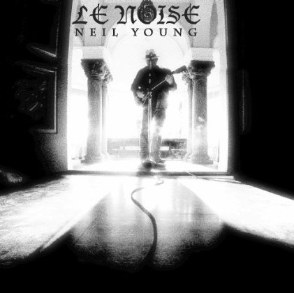 The new Neil album, Le Noise, produced by Daniel Lanois, out September 28!