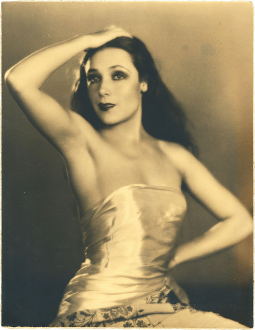 Dolores del Rio by  Edwin Bower Hesser *  via mudwerks & AliceJapan