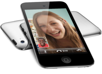 Oh yay this gonna be another fcuking good product.  iTouch with cameras!? Two somemore. Tsk tsk!!  Mine gonna be extinct! With engraving of words at the back. HAHA! PRICELESS!!  Well i guess this gonna be another outstanding product by Apple. (⊙_◎)