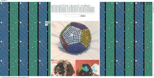 Blinking Stripes Layout http://www.pnoyonline.com/codes/1283512966.txt