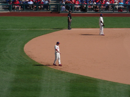 Chase Utley, Ryan Howard