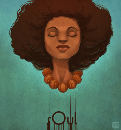queennubian:  downbeatlove:  afro-art-chick:  - s O u l - by *ayashinta