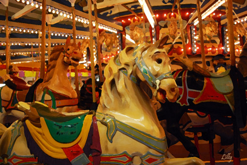 Carousel - Seaside Heights, NJ — the REAL Jersey Shore