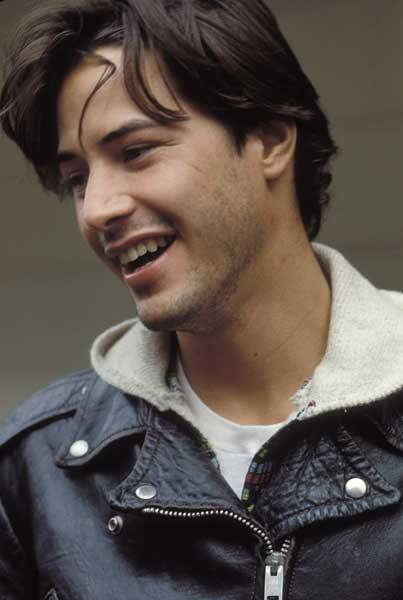 Happy Birthday, Keanu. I want to take you to karaoke and sing Belinda Carlisle songs to you for hours. Or whatever.