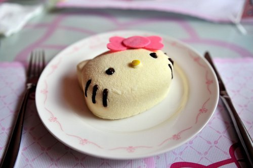 Hello Kitty Sweets Cafe