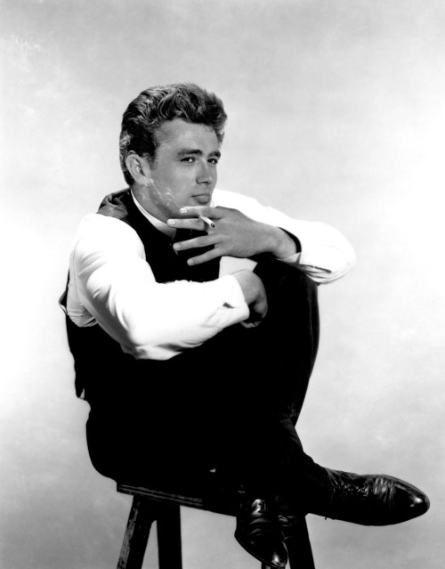 coffee—cigarettes:  James Dean