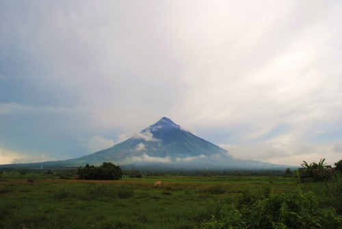 Mayon Volcano - Albay, Bicol The perfect cone. Beautiful and destructive. #ilovethephilippines