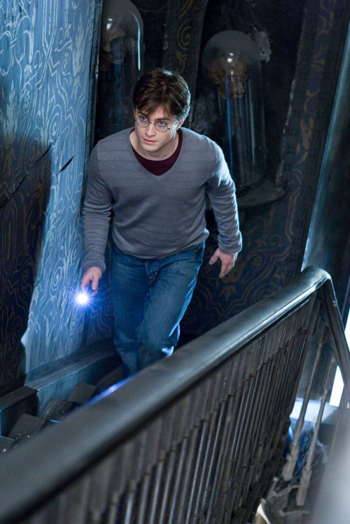 New Deathly Hallows shot.
