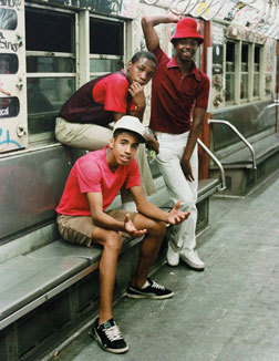 "twofathoms:  Jamel Shabazz ""It's a secret society, oh yes its trust"""