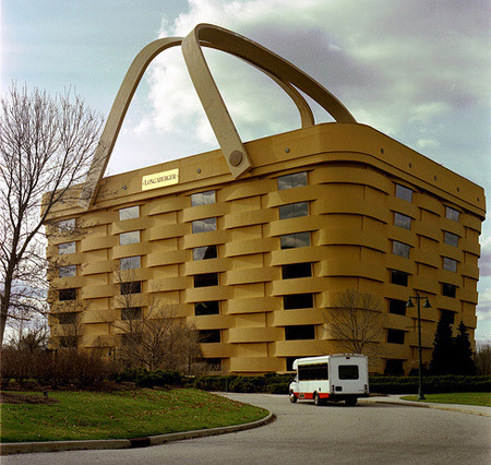 The Longaberger Company basket building