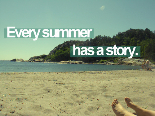 What's your summer story?
