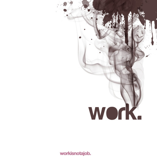 work. words. series available as prints.