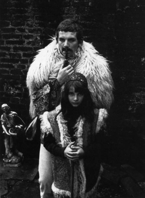Kate Bush And Father