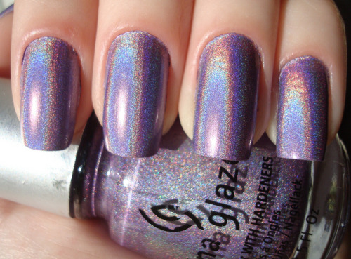"China Glaze ""IDK"".  Via"
