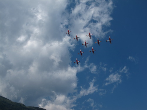 Bellinzona Air Show, 2010
