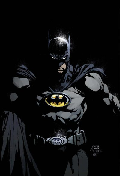 The New Batman by David Finch