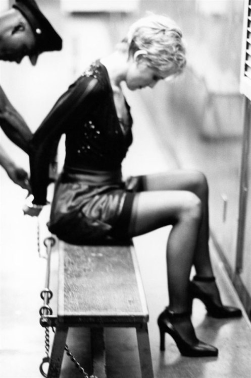 myfavthings:  Sharon Stone by Ellen von Unwerth