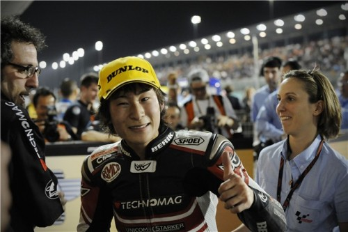 Rest In Peace, Shoya Tomizawa.  The world is worse off without you and your smile.
