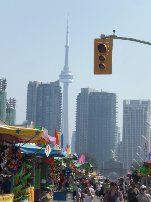 Taken by me at the CNE in Toronto, Ontario. submitted by: http://justsomebackgroundnoise.tumblr.com, thanks!