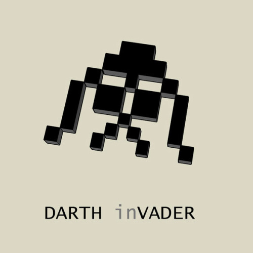 Darth InVader (by Jonathan Barker)