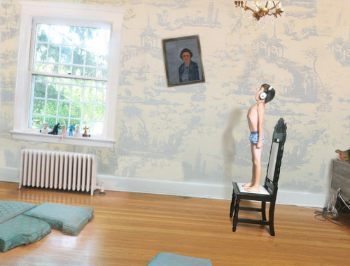 Showing now at the Robert Mann Gallery - Julie Blackmon: Line-Up. Exhibition Sep 7 - Oct 23, reception September 23 6-8pm