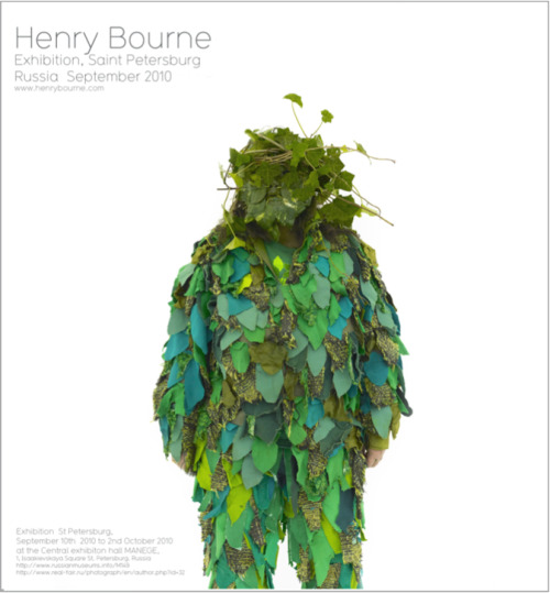Opens today - Henry Bourne's exhibition in St. Petersburg, Russia.
